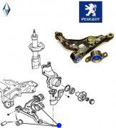 Сайлентблоки рычагов R/L передней подвески.Детали серийно НЕ производятся,только ВОССТАНОВЛЕНИЕ.
